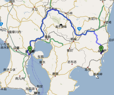 Googleマップ5