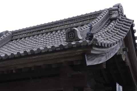 仙巌園の門構え