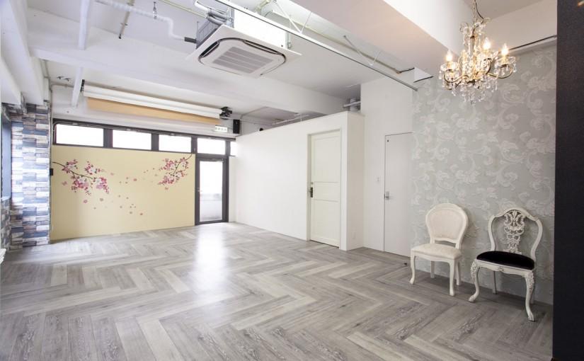 レンタルスタジオ アトリエトレゾールがオープンしました